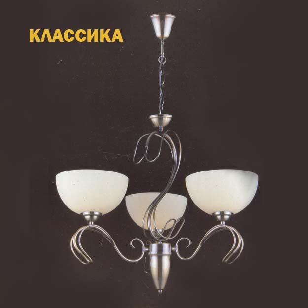 Светильники и люстры в стиле КЛАССИКА