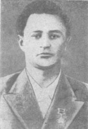 Герой Советского Союза Афанасьев Виктор Михайлович уроженец Липецкой области