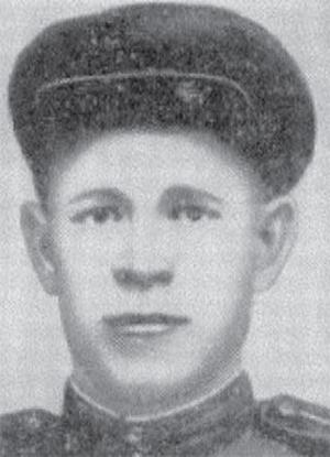 Алтухов Иван Сергеевич Герой Советского Союза уроженец Липецкой области