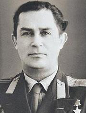 Ануфриев Митрофан Алексеевич Герой Советского Союза уроженец Липецкой области