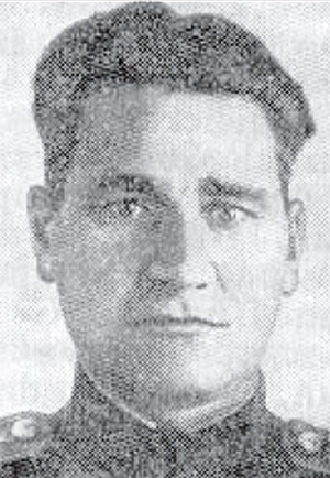 Герой Советского Союза Аулов Василий Иванович уроженец Липецкой области