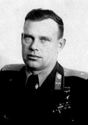 Герой Советского Союза Бахаев Степан Антонович уроженец Липецкой области