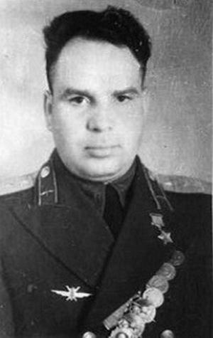 Герой Советского Союза Басинский Владимир Лукьянович уроженец Липецкой области