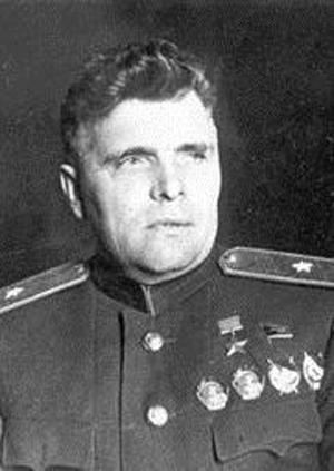 Водопьянов Михаил Васильевич Герой Советского Союза уроженец Липецкой области